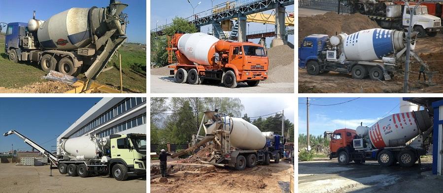 купить бетон в новосибирске с доставкой